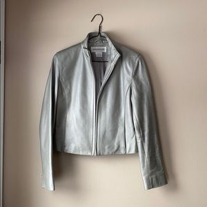 Vintage Jones New York 100% Leather Jacket